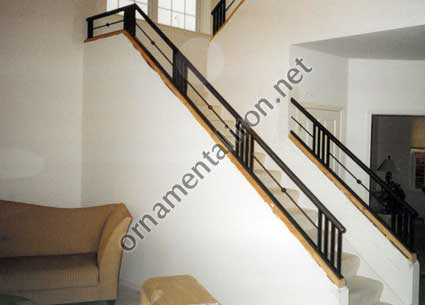 Steel Iron Railings